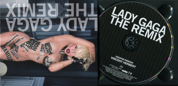 THE REMIX CD  SLIDE PACK EUR  LADY GAGA-CD-DISQUES-BOUTIQUE VINYLES-SHOP-COLLECTORS-STORE-DISQUAIRE