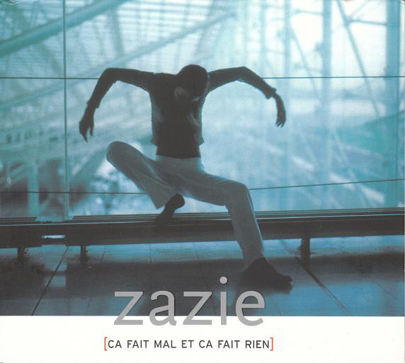 CA FAIT MAL  CD SAMPLER   /ZAZIE-CD-DISQUES-RECORDS-BOUTIQUE VINYLES-SHOP-VINYLS-DISQUAIRE