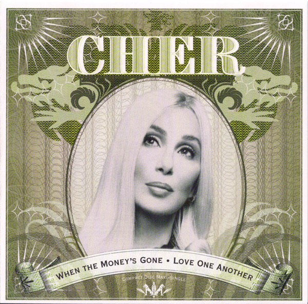 WHEN THE MONEY  DOUBLE MAXI 45T USA  / CHER-CD-DISQUES-VINYLES-SHOP-COLLECTORS-STORE
