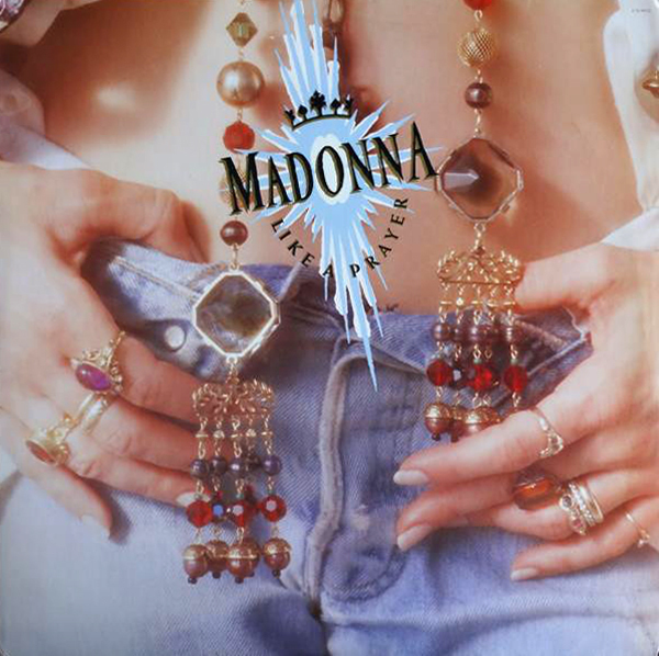 LIKE A PRAYER 33T SAMPLER  BRESIL MADONNA-RECORDS-BOUTIQUE VINYLES-SHOP-STORE-LPS-VINYLE-DISQUAIRE
