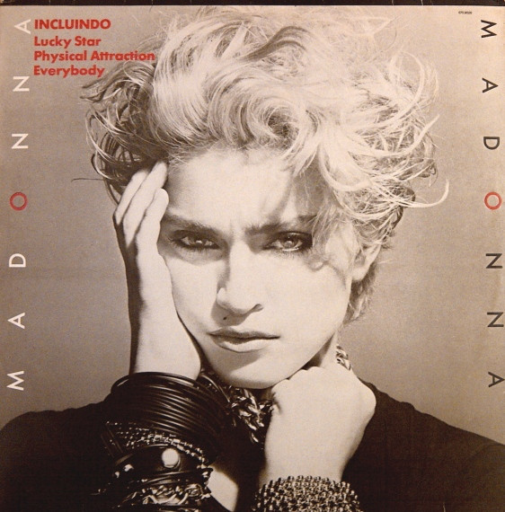 THE FIRST ALBUM 33T SAMPLER BRESIL  MADONNA-RECORDS--SHOP-STORE-LPS-VINYLE-DISQUAIRE