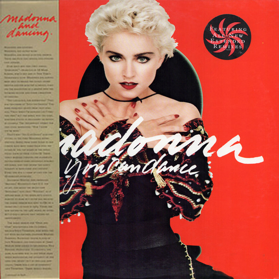 YOU CAN DANCE  33T HONG KONG  MADONNA-RECORDS--SHOP-STORE-LPS-VINYLE-DISQUAIRE