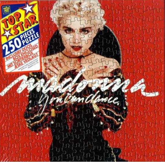 YOU CAN DANCE  PUZZLE UK  MADONNA-RECORDS--SHOP-STORE-LPS-VINYLE-DISQUAIRE