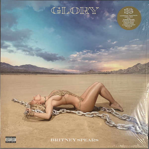 GLORY 33T USA  BRITNEY SPEARS-CD-DISQUES-BOUTIQUE VINYLES-SHOP-COLLECTORS-STORE-DISQUAIRE