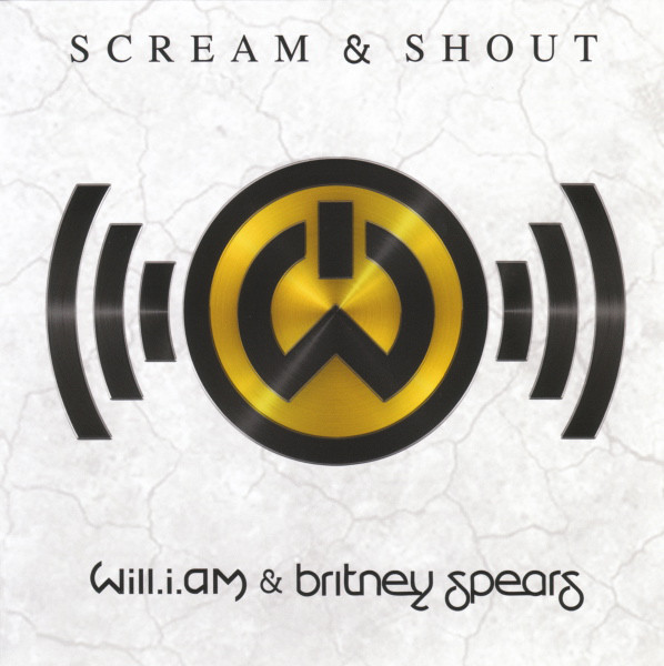 SCREAM AND SHOUT 45T  FRANCE SAMPLE BRITNEY SPEARS-CD-DISQUES-BOUTIQUE VINYLES-SHOP-STORE-DISQUAIRE