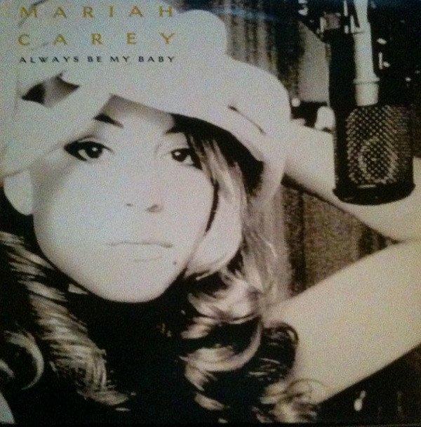 ALWAYS BE MY BABY 12 MAXI EUROPE  MARIAH CAREY-RECORDS-STORE-LPS-VINYLS-SHOP-COLLECTORS-AWARDS
