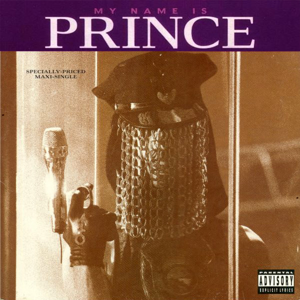 MY NAME IS PRINCE   MAXI 45T USA / PRINCE-CD-DISQUES-RECORDS-BOUTIQUE VINYLES-RECORDS