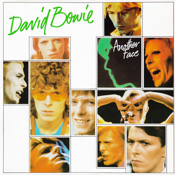 ANOTHER FACE LP CANADA/ DAVID BOWIE-CD-DISQUES-RECORDS-BOUTIQUE VINYLES-MUSICSHOP-STORE