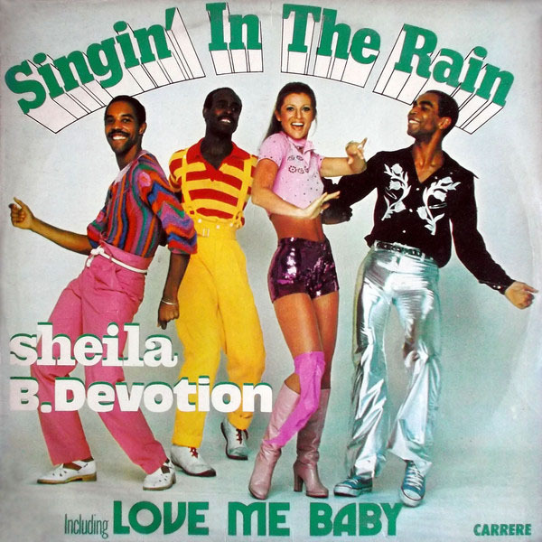 SINGIN  IN THE RAIN 33T BRESIL /SHEILA-CD-DISQUES-BOUTIQUE VINYLES-SHOP-LPS-STORE-SHOP-COLLECTORS