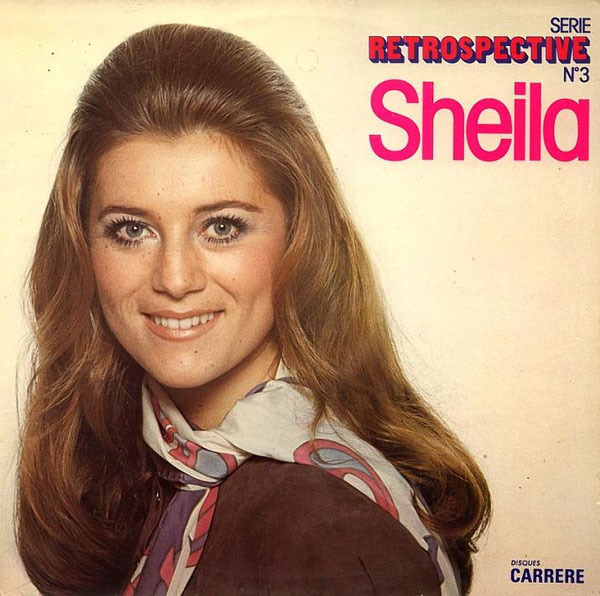 RETROSPECTIVE  3 33T /SHEILA-CD-DISQUES-BOUTIQUE VINYLES-SHOP-LPS-STORE-SHOP-COLLECTORS