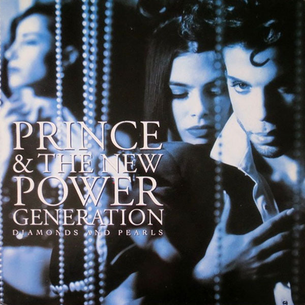 DIAMONDS AND PEARLS LP KOREA / PRINCE-CD-DISQUES-RECORDS-BOUTIQUE VINYLS-RECORDS