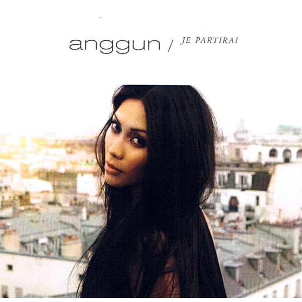 JE PARTIRAI CD SAMPLER ANGGUN-CD-DISQUES-RECORDS-BOUTIQUE VINYLES-SHOP-STORE-LPS-VINYLS-