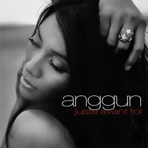 JUSTE AVANT TOI CD SAMPLER FRANCE ANGGUN-CD-DISQUES-RECORD-BOUTIQUE VINYLES-SHOP-STORE-LPS-VINYLS-