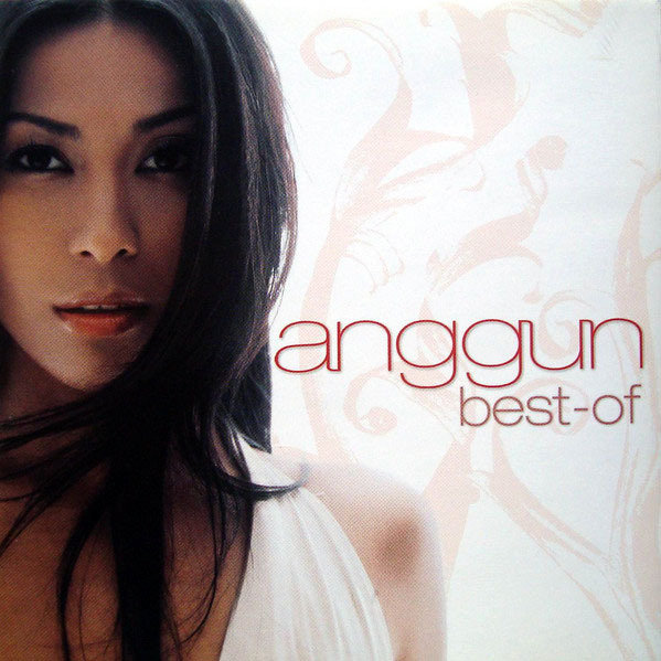 BEST OF CD INDONESIE / ANGGUN-CD-DISQUES-RECORDS-BOUTIQUE VINYLES-SHOP-STORE-LPS-VINYLS-