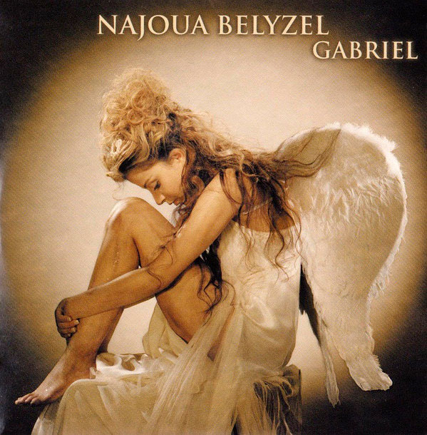 GABRIEL CD SINGLE /NAJOUA BELYZEL-CD-DISQUES-RECORDS-BOUTIQUE VINYLES-SHOP-STORE-LPS-VINYLS