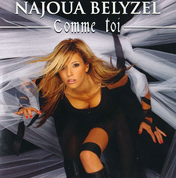 COMME TOI CD SINGLE BELGIQUE /NAJOUA BELYZEL-CD-DISQUES-RECORDS-BOUTIQUE VINYLES-SHOP-STORE-VINYLS