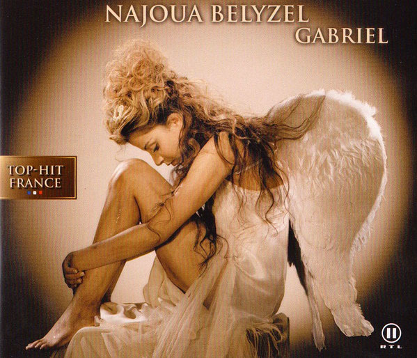 GABRIEL CD MAXI ALLEMAGNE /NAJOUA BELYZEL-CD-DISQUES-RECORDS-BOUTIQUE VINYLES-SHOP-STORE-LPS-VINYLS