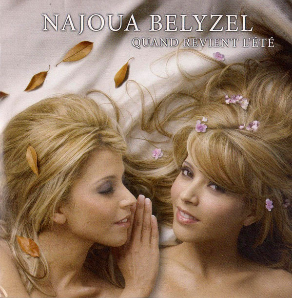 QUAND REVIENS CD BELGIQUE /NAJOUA BELYZEL-CD-DISQUES-RECORDS-BOUTIQUE VINYLES-SHOP-STORE-LPS-