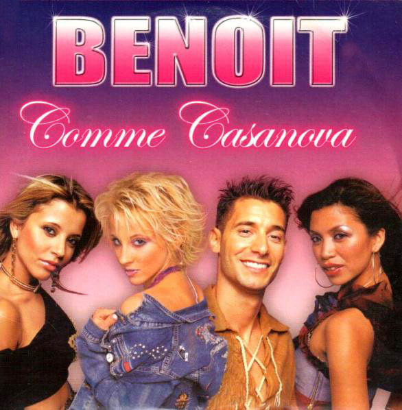 COMME CASANOVA  CD SINGLE /NAJOUA BELYZEL-CD-DISQUES-RECORDS-BOUTIQUE VINYLES-SHOP-STORE-VINYLS