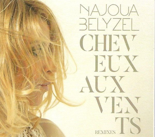 CHEVEUX CD  MAXI /NAJOUA BELYZEL-CD-DISQUES-RECORDS-BOUTIQUE VINYLES-SHOP-STORE-VINYLS