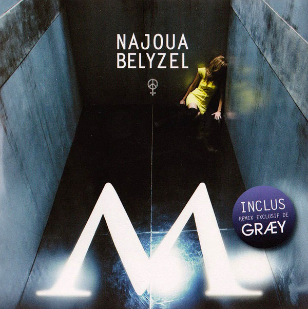 M  CD SINGLE /NAJOUA BELYZEL-CD-DISQUES-RECORDS-BOUTIQUE VINYLES-SHOP-STORE-VINYLS