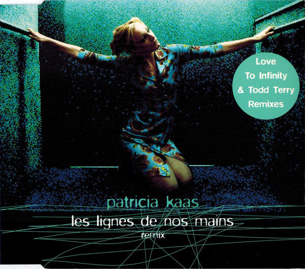 LES LIGNES CD MAXI /PATRICIA KAAS-CD-DISQUES-RECORDS-BOUTIQUE VINYLES-SHOP-STORE-LPS-VINYLS
