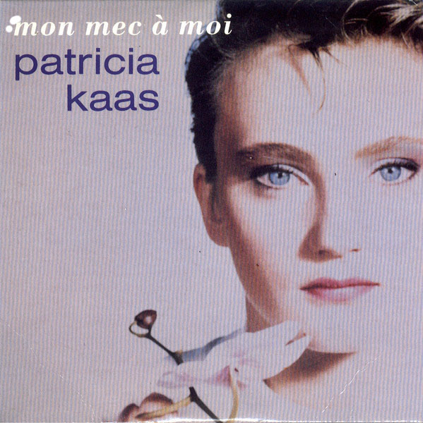 MON MEC A MOI   CD SINGLE /PATRICIA KAAS-CD-DISQUES-RECORDS-BOUTIQUE VINYLES-SHOP-STORE-LPS-VINYLS