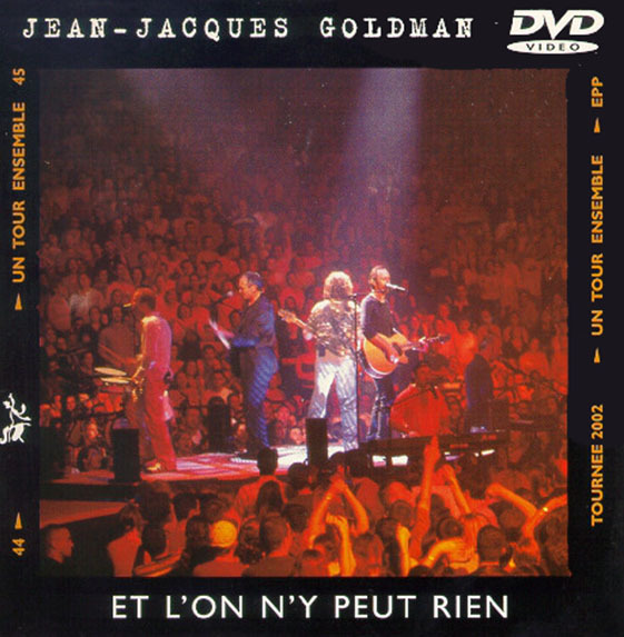 ET L ON NY PEUT  RIEN DVD SINGLE /  JJ GOLDMAN-CD-DISQUES-BOUTIQUE VINYLES-SHOP-STORE-LPS-VINYLS