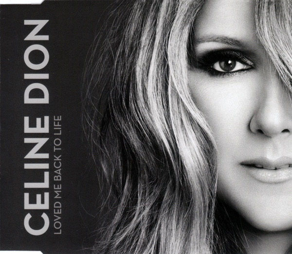 LOVED ME BACK TO LIFE CDSINGLE  EUROPE CELINE DION-CD-DISQUES-BOUTIQUE VINYLES-SHOP-COLLECTORS-STORE
