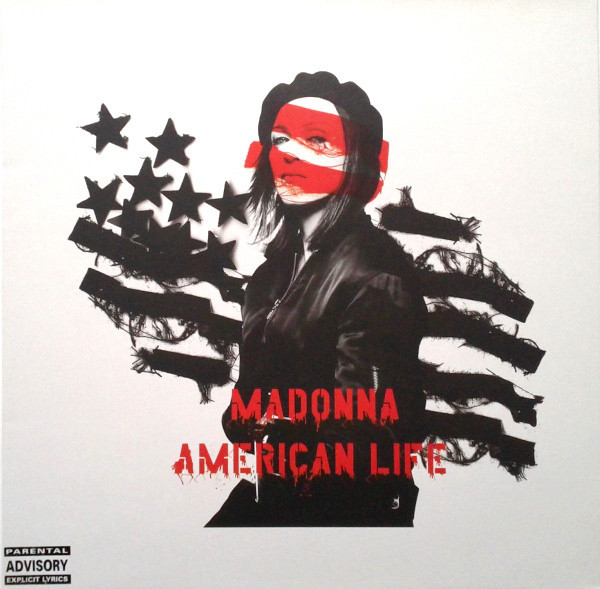 AMERICAN LIFE  / 12 INCHES  MAXI UK / MADONNA -CD-DISQUES-RECORDS-MUSIC SHOP-BOUTIQUE VINYLS-COLLECT