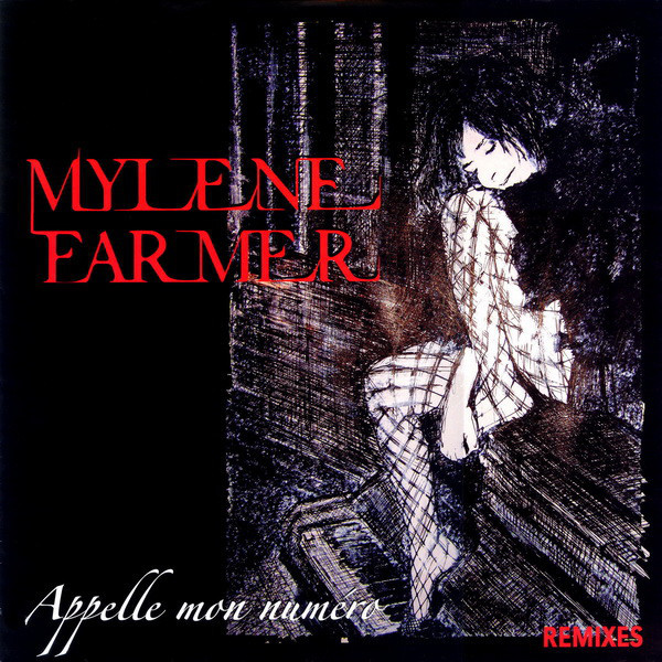 APPELLE MON NUMERO 12 INCH   / MYLENE FARMER - RECORDS - DISQUES - VINYLES - CD - SHOP