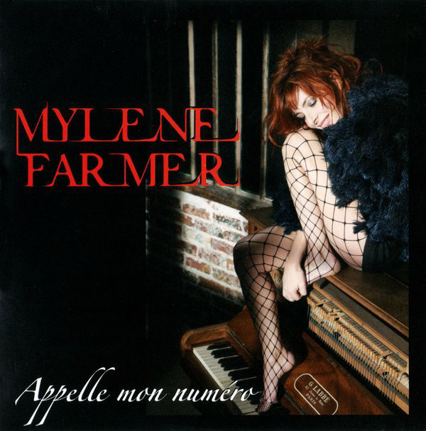 APPELLE MON CD SINGLE  / MYLENE FARMER - RECORDS - DISQUES - VINYLES - CD - SHOP