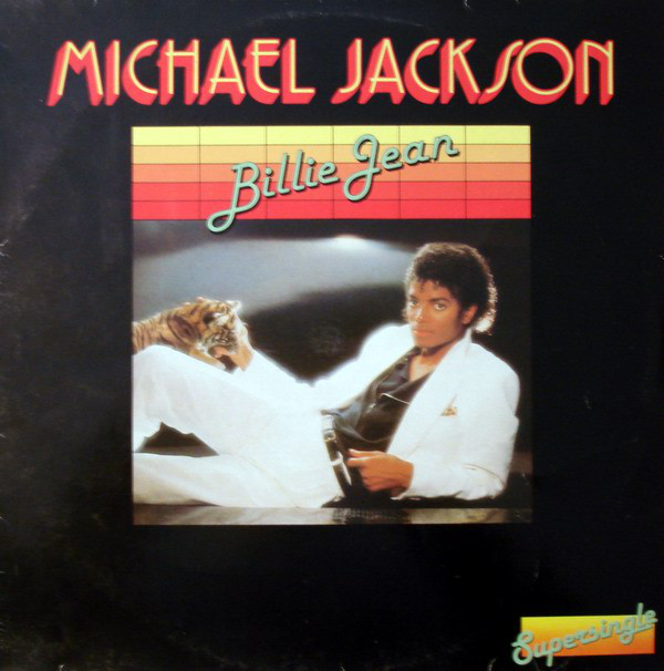 BILLIE JEAN 12 INCHES MAXI SPAIN / MICHAEL JACKSON  - CD - DISQUES - RECORDS -  BOUTIQUE VINYLES