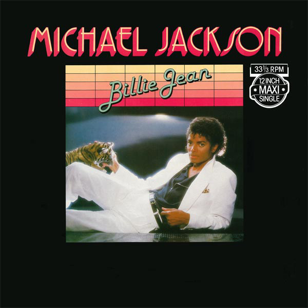 BILLIE JEAN 12 INCHES MAXI EUROPE / MICHAEL JACKSON  - CD - DISQUES - RECORDS -  BOUTIQUE VINYLES