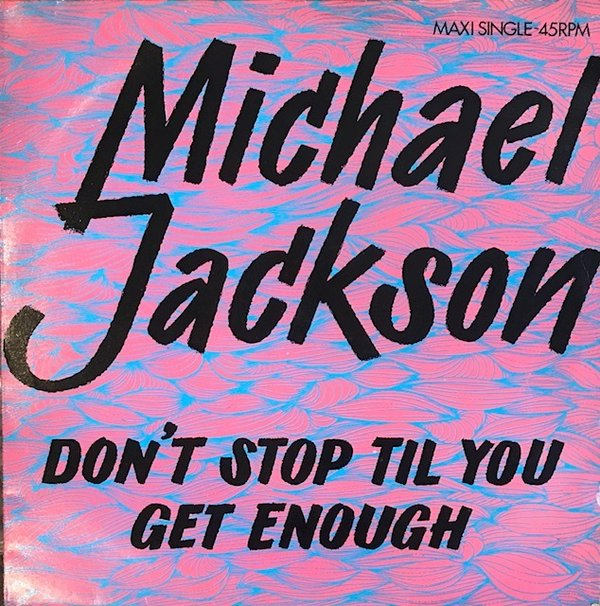 DON'T STOP MAXI  45T  HOLLANDE /  MICHAEL JACKSON- CD - DISQUES - RECORDS -  BOUTIQUE VINYLES