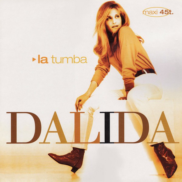 LA TUMBA 12 INCHES MAXI FRANCE / DALIDA -CD-RECORDS-BOUTIQUE- VINYLS-COLLECTORS-DISQUES