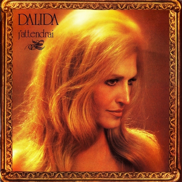 DALIDA  LP GERMANY J ATTENDRAIS / DALIDA  - CD - RECORDS -  BOUTIQUE VINYLES