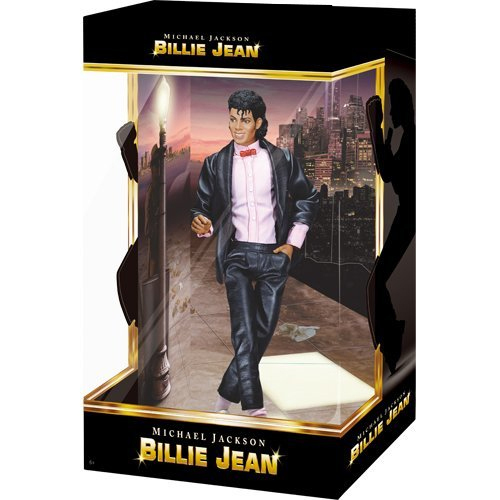 BILLIE JEAN  POUPEE   / MICHAEL JACKSON-CD-DISQUES-RECORDS-VINYLES-BOUTIQUE-