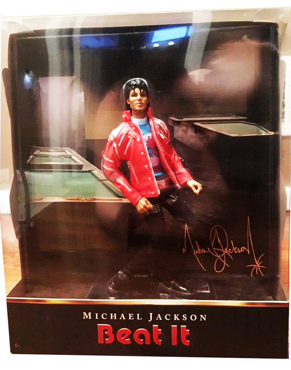 BEAT IT   POUPEE   / MICHAEL JACKSON-CD-DISQUES-RECORDS-VINYLES-BOUTIQUE-