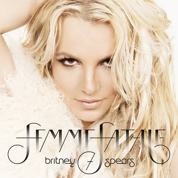 FEMME FATALE CD DELUXE EUROPE / BRITNEY SPEARS-CD-DISQUES-RECORDS-BOUTIQUE VINYLES-RECORDS-COLLECT