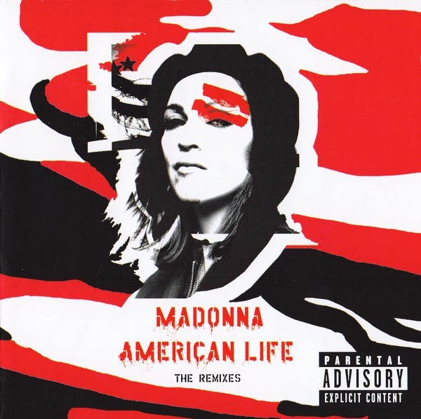 AMERICAN LIFE CD MAXI SOUTH AFRICA MADONNA-CD-DISQUES-RECORDS-BOUTIQUE VINYLES-SHOP-STORE-COLLECTORS