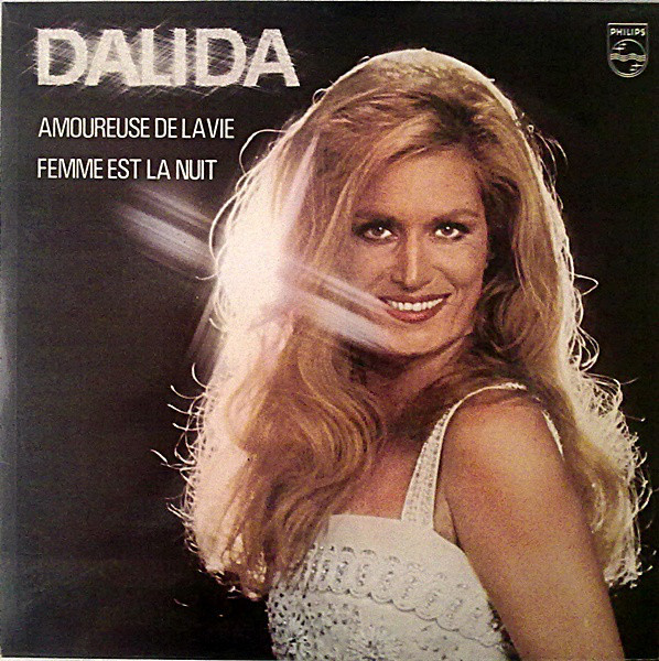 AMOUREUSE DE LA VIE 33T GRECE /  DALIDA-CD-DISQUES-RECORDS-BOUTIQUE VINYLES-RECORDS