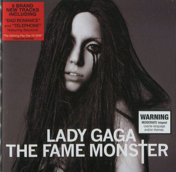 THE FAME MONSTER CD AUSTRALIA / LADY GAGA-CD-RECORDS-VINYLS-COLLECTORS-STORE-SHOP