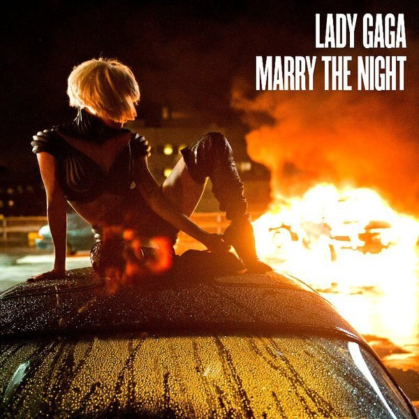 MARRY THE NIGHT CD SAMPLER FRANCE - LADY GAGA-CD-DISQUES-RECORDS-STORE-VINYLS-SHOP-COLLECTORS-AWARDS