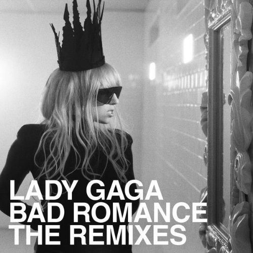 BAD ROMANCE CD MAXI USA  / LADY GAGA-CD-DISQUES-RECORDS-STORE-LPS-VINYLS-SHOP-COLLECTORS-AWARDS
