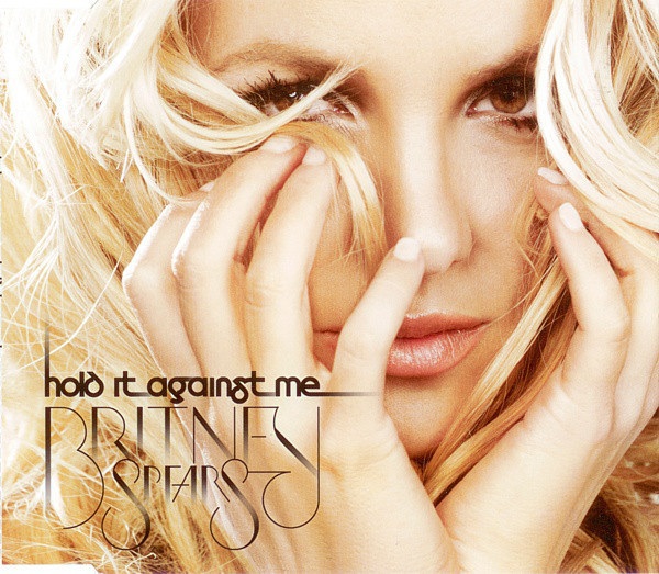 HOLD IT AGAINST ME  CD MAXI EUROPE / BRITNEY SPEARS-CD--LPS- VINYLS-SHOP-COLLECTORS-STORE-AWARDS