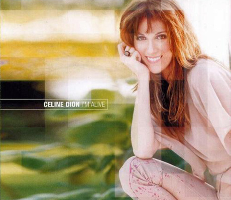 I'M ALIVE CD SAMPLER EUROPE / CELINE DION-CD--LPS- VINYLS-SHOP-COLLECTORS-STORE-AWARDS