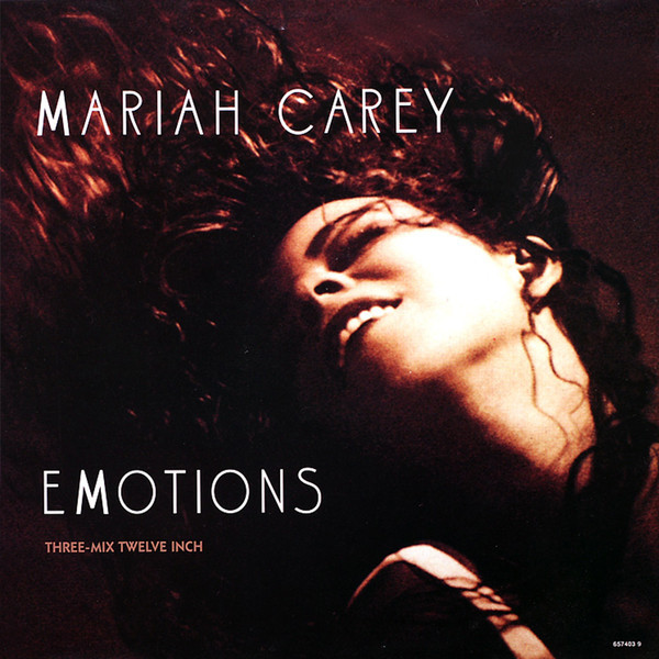 EMOTIONS 12 MAXI EUROPE MARIAH CAREY-RECORDS-STORE-LPS-VINYLS-SHOP-COLLECTORS-AWARDS