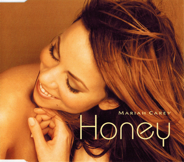 HONEY CD MAXI UK  MARIAH CAREY-RECORDS-STORE-LPS-VINYLS-SHOP-COLLECTORS-AWARDS