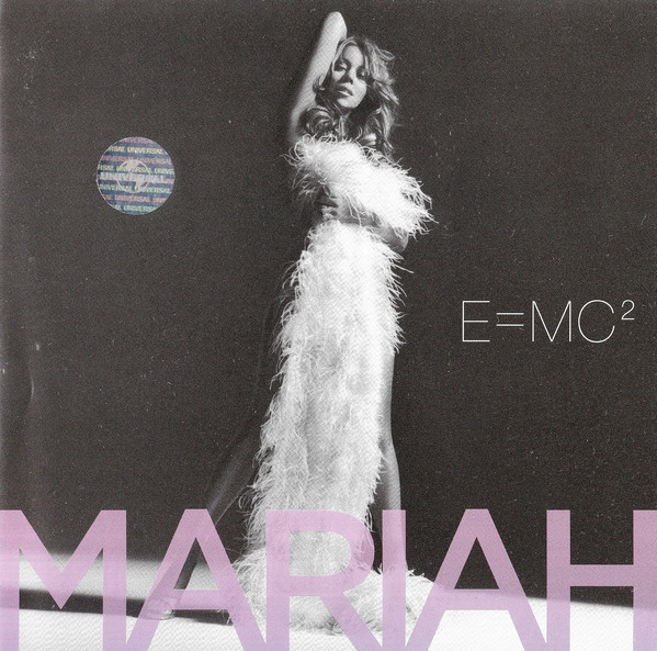 E=MC2 CD INDONESIA  MARIAH CAREY-RECORDS-STORE-LPS-VINYLS-SHOP-COLLECTORS-AWARDS